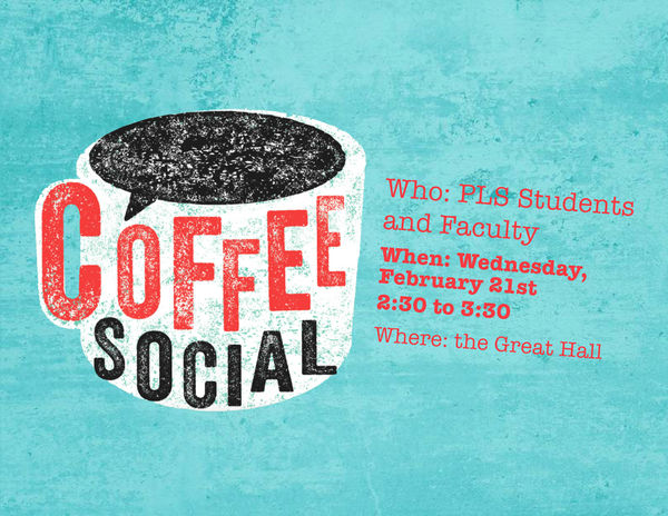 Coffee Social Poster 3