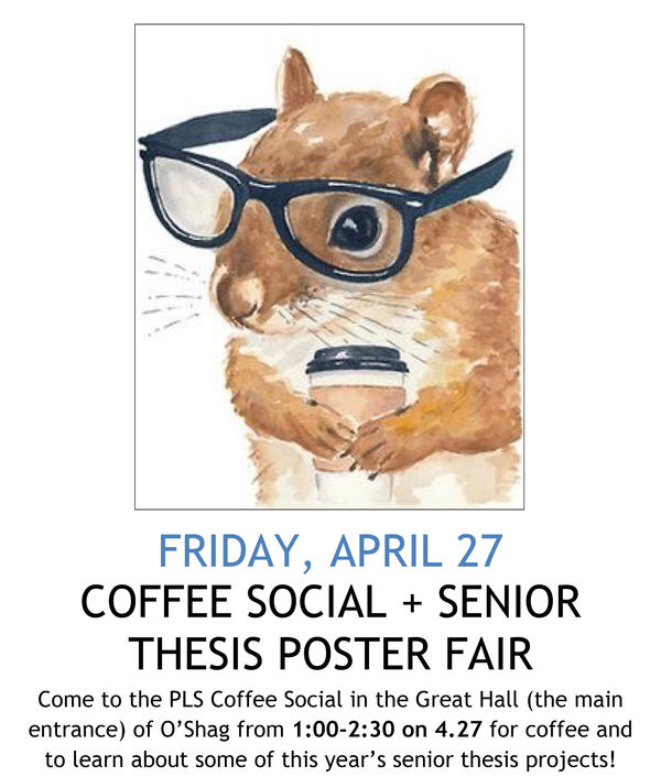 Thesis Fair Poster
